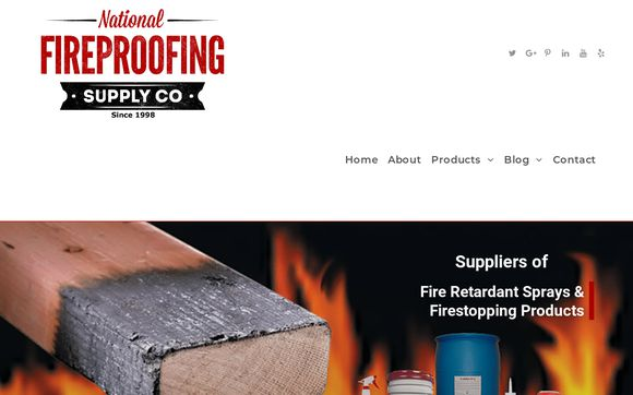 National Fireproofing Supply Company