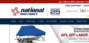 National Boat Covers