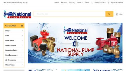 National Pump Supply