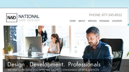 National web Design