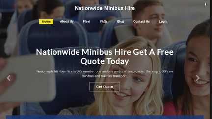 Nationwide Minibus Hire