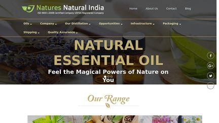 Natures Natural India