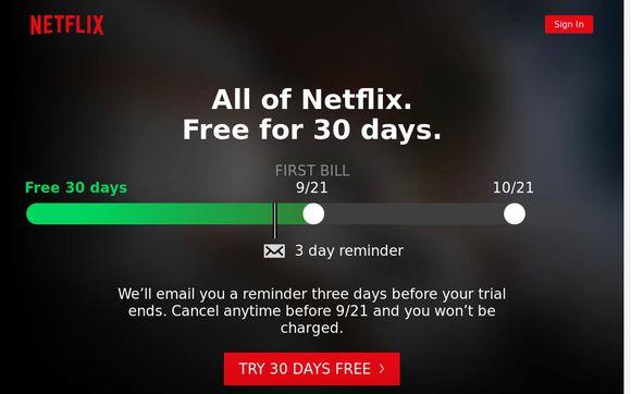 Netflix.ca