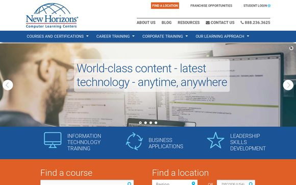 New Horizons Computer Learning Centers, Chicago