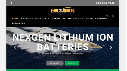 NexGen Lithium Ion Batteries Reviews - 1 Review of