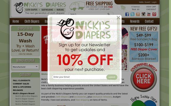 Nicki's Diapers