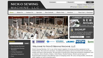 NickOSewing