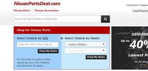 NissanPartsDeal