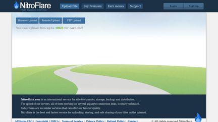 NitroFlare Reviews - 13 Reviews of Nitroflare com | Sitejabber