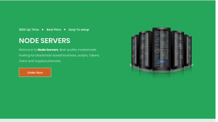 Node Servers