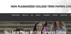 non plagiarized papers
