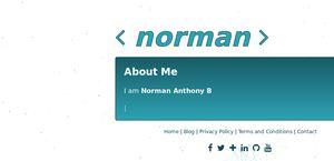 Norman Anthony Balberan