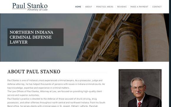 Paul Stanko Criminal Defense