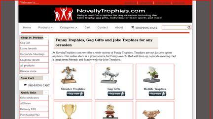 NoveltyTrophies