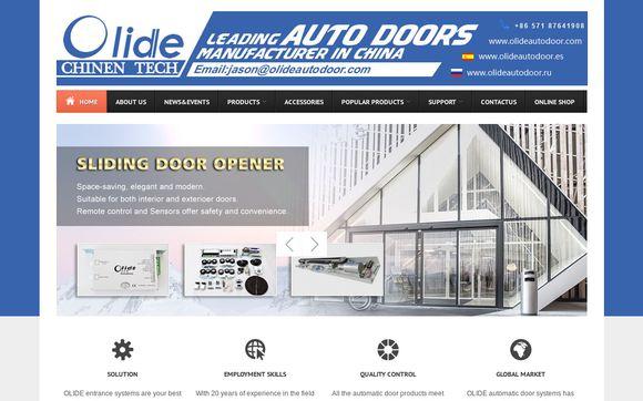 Olide automatic doors