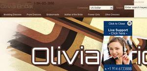 Oliviabridal.com