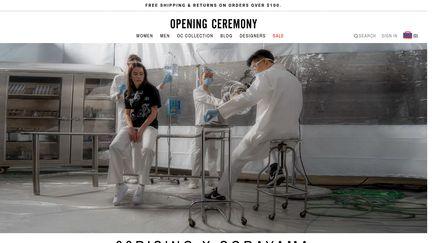 OpeningCeremony.us