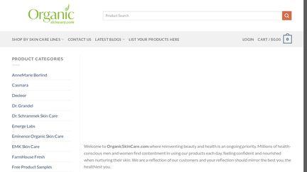 OrganicSkincare.com