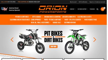 Orion Powersports