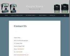 Orstamp
