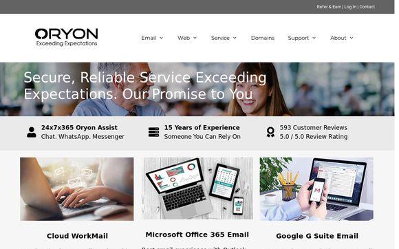 Oryon Networks Pte Ltd