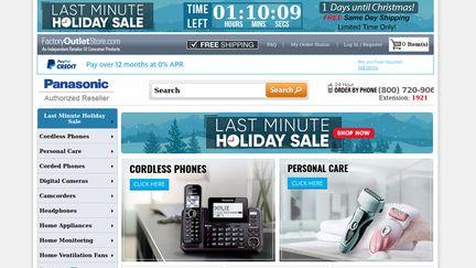 Panasonic Fctoryoutletstore