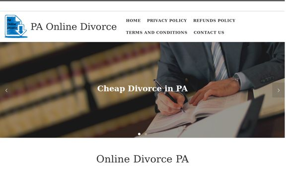 Paonlinedivorce.com