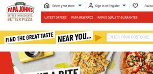 PapaJohns.co.uk