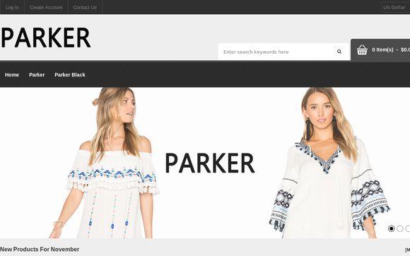 Parker Clothing Online