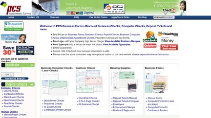 PCS Business Forms