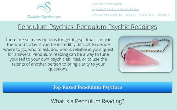 PendulumPsychics.com