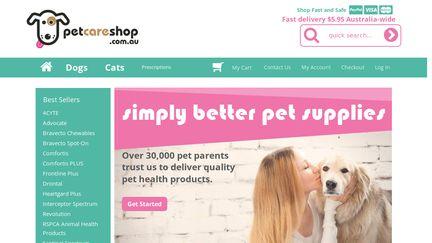 PetCareShop.com.au