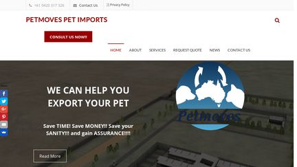 Petmoves Import Consultancy