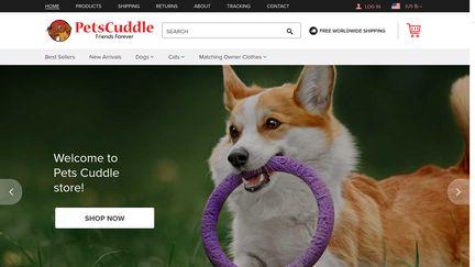 PetsCuddle