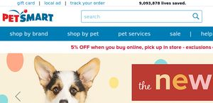 PetSmart Reviews - 451 Reviews of Petsmart.com | Sitejabber