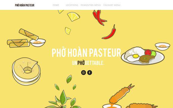 Pho Hoan Pasteur