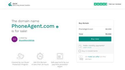 PhoneAgent.com