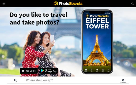 PhotoSecrets