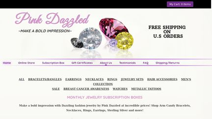 PinkDazzled