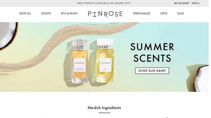 Pinrose