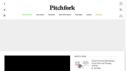 Pitchfork Media