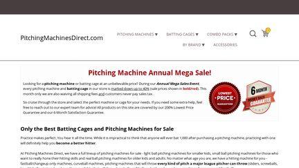PitchingMachinesDirect