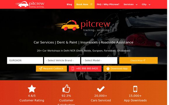 Pitcrew.co.in