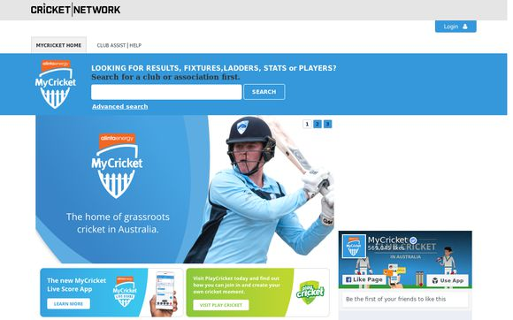 Playreg.cricket.com.au