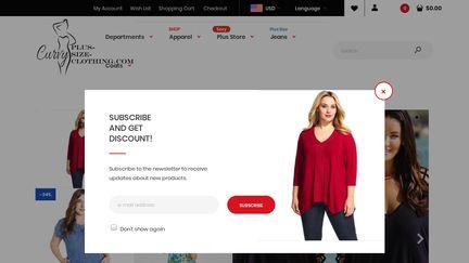 Plus-size-clothing