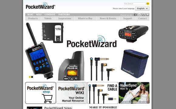 PocketWizard