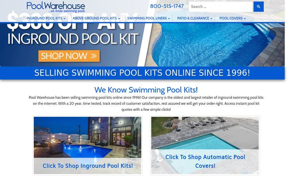 PoolWarehouse