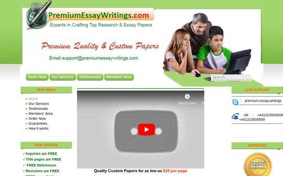 PremiumEssayWritings