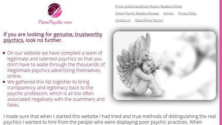 Prime Psychic