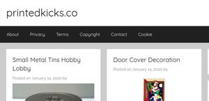 Printedkicks.co